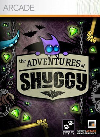 The Adventures of Shuggy - Cover art