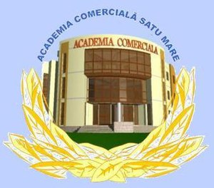 Commercial Academy of Satu Mare - Seal of the Commercial Academy of Satu Mare