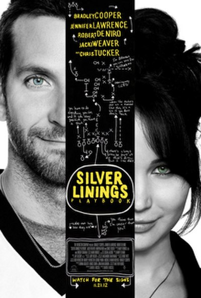 Picture of a movie: Silver Linings Playbook