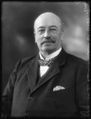 Courtenay Warner - Sir Courtenay Warner