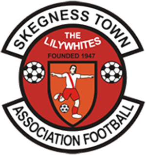 Skegness Town A.F.C. Association football club in England