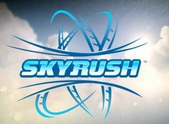 Skyrush - Image: Skyrush logo