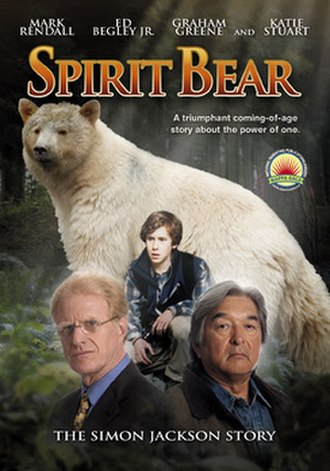 Spirit Bear: The Simon Jackson Story - Image: Spirit Bear The Simon Jackson Story