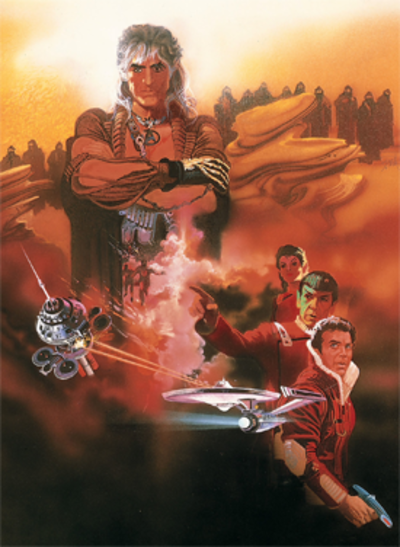 Picture of a movie: Star Trek II: Wrath Of Khan