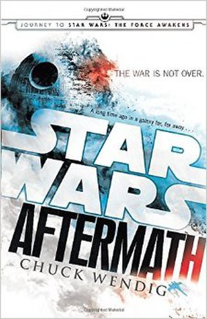 Star Wars: Aftermath - Image: Star Wars Aftermath Cover