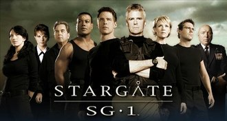 Stargate SG-1 - The series' main cast
