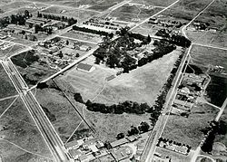 Stege from a kite in 1930