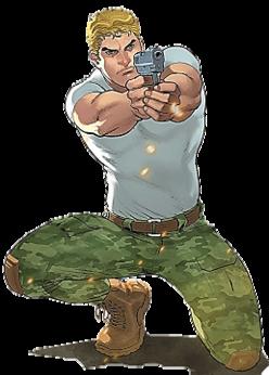 Steve Trevor Fictional character