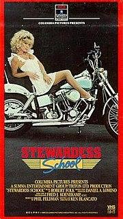 <i>Stewardess School</i> 1986 film by Ken Blancato
