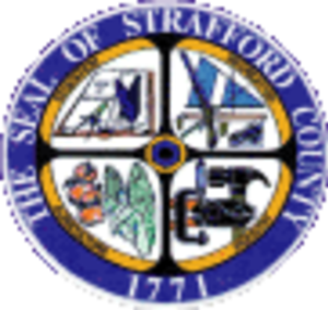 Strafford County, New Hampshire - Image: Strafford County, New Hampshire seal