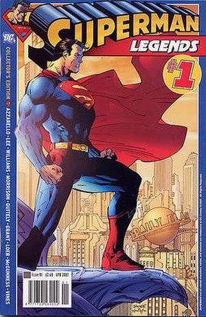 DC Universe Presents - Image: Superman Legends 001