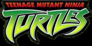 Teenage Mutant Ninja Turtles (2003 TV series) - Image: TMNT03TVLOGO