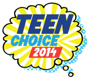 2014 Teen Choice Awards - Image: Teen Choice Awards 2014logo
