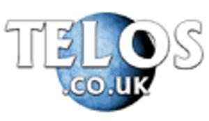 Telos Doctor Who novellas - Image: Teloslogo