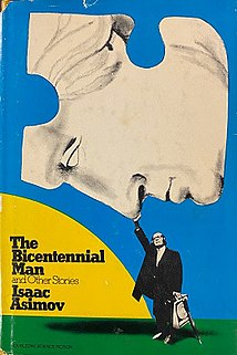 <i>The Bicentennial Man and Other Stories</i> book by Isaac Asimov