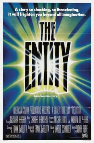 The Entity - Film poster