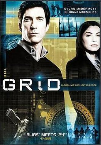 The Grid (miniseries) - Image: The Grid DVD