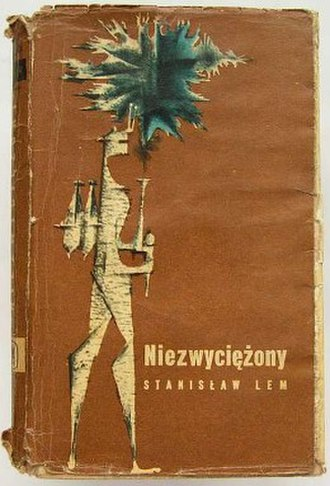The Invincible - First edition (Polish)