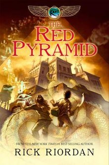 The Red Pyramid Muffin