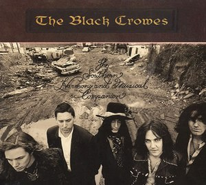 The Southern Harmony and Musical Companion - Image: The Black Crowes The Southern Harmony and Musical Companion