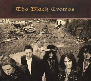 <i>The Southern Harmony and Musical Companion</i> 1992 studio album by The Black Crowes