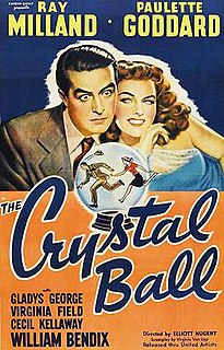 <i>The Crystal Ball</i> (film) 1943 film by Elliott Nugent
