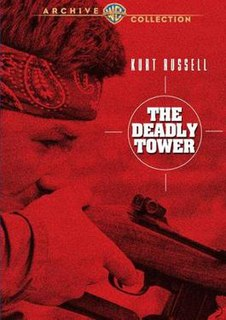 <i>The Deadly Tower</i> 1975 television film directed by Jerry Jameson
