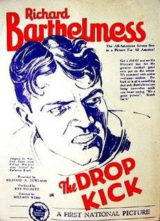 <i>The Drop Kick</i> 1927 film