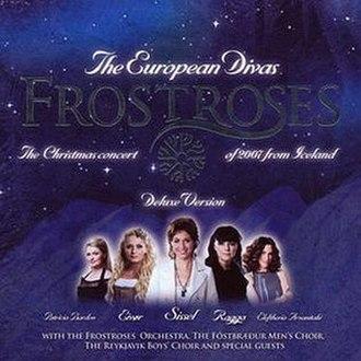 The European Divas - Frostroses - Image: The European Divas Frostroses