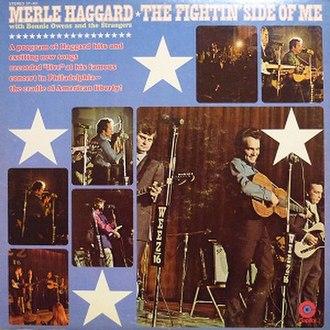 The Fightin' Side of Me (album) - Image: The Fightin' Side of Me (album)