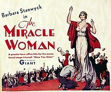 The Miracle Woman 1931 Poster.jpg