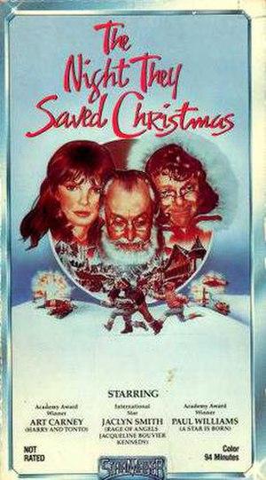 The Night They Saved Christmas - Image: The Night They Saved Christmas