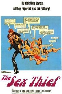 The sex thief movie info