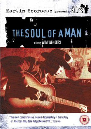 The Blues (film series) - Image: The Soul of a Man DVD cover