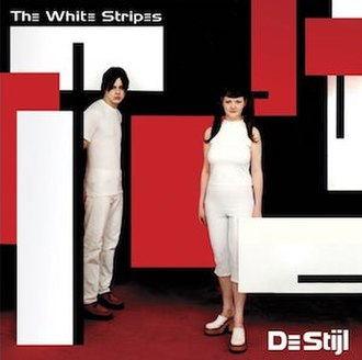 De Stijl (album) - Image: The White Stripes De Stijl