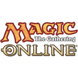Magic: The Gathering Online - Image: The current Magic Online logo