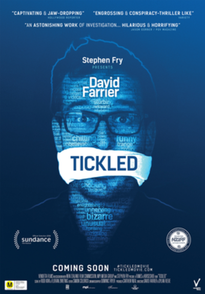 Picture of a movie: Tickled