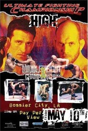 UFC 37 - Image: UFC37