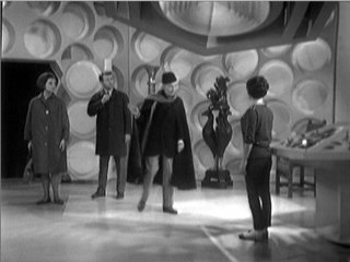 <i>An Unearthly Child</i> First Doctor Who serial