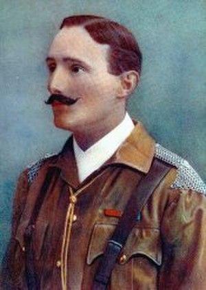 Raymond de Montmorency - Image: VC Raymond Harvey Lodge Joseph(The Hon.)De Montmorency