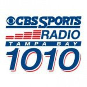 WHFS (AM) - Previous logo as CBS Sports Radio 1010