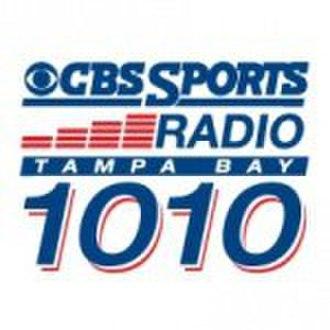 WHFS (AM) - Previous logo as CBS Sports Radio 1010