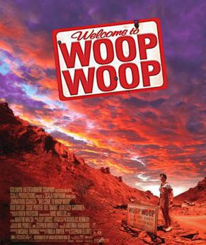 Welcome to Woop Woop - Theatrical film poster
