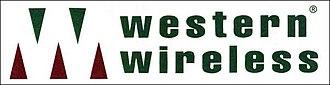 Western Wireless Corporation - Image: Western Wireless logo