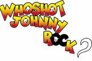 Who Shot Johnny Rock? - Image: Who Shot Johnny Rock Logo