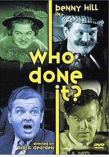 <i>Who Done It?</i> (1956 film)