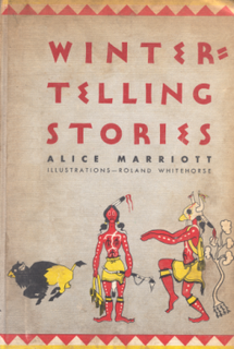 Winter-Telling Stories