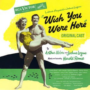 Wish You Were Here (musical) - Original Cast Recording