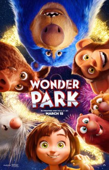 Wonder Park streaming film completo altadefinizione