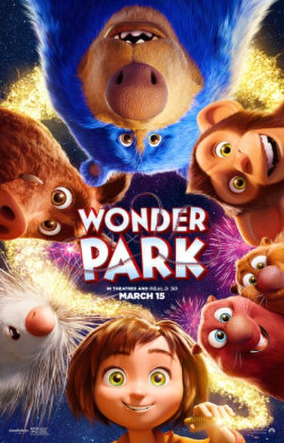 Picture of a movie: Wonder Park